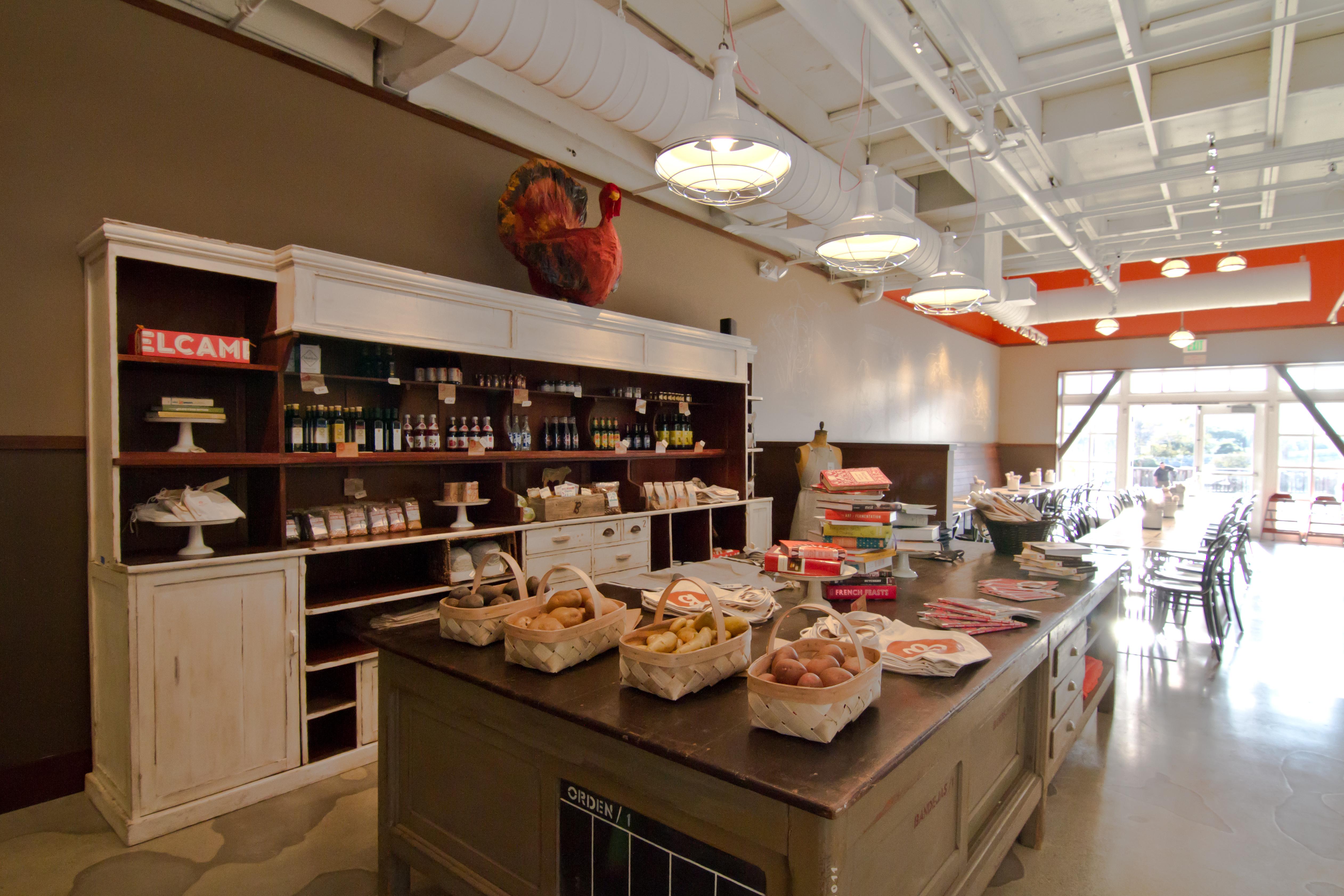 Deli Kitchen Design Deli Design Layout House Design ~ MYCRECA