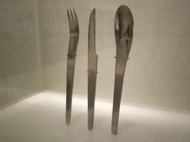 2001 space odyssey cutlery props
