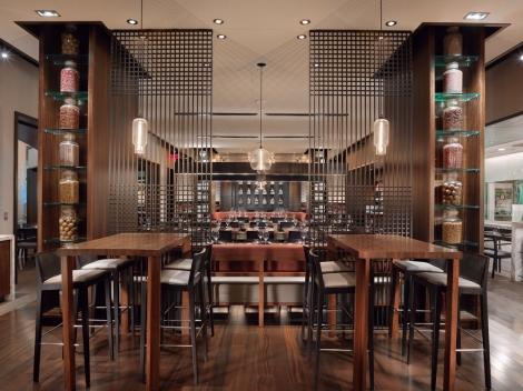 3 Bar Dining