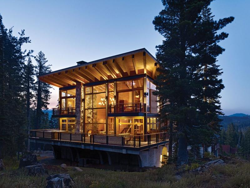 The Crow S Nest Wins 2014 Mountain Home Award Pig Blog