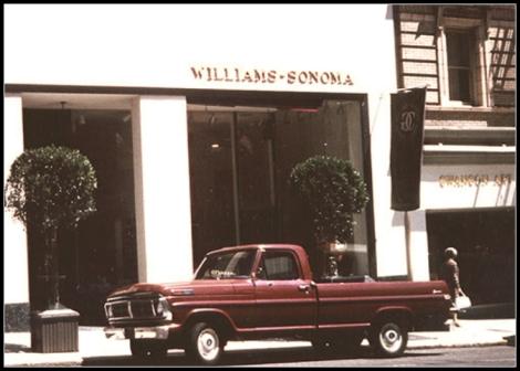 Original Sutter Street Williams-Sonoma